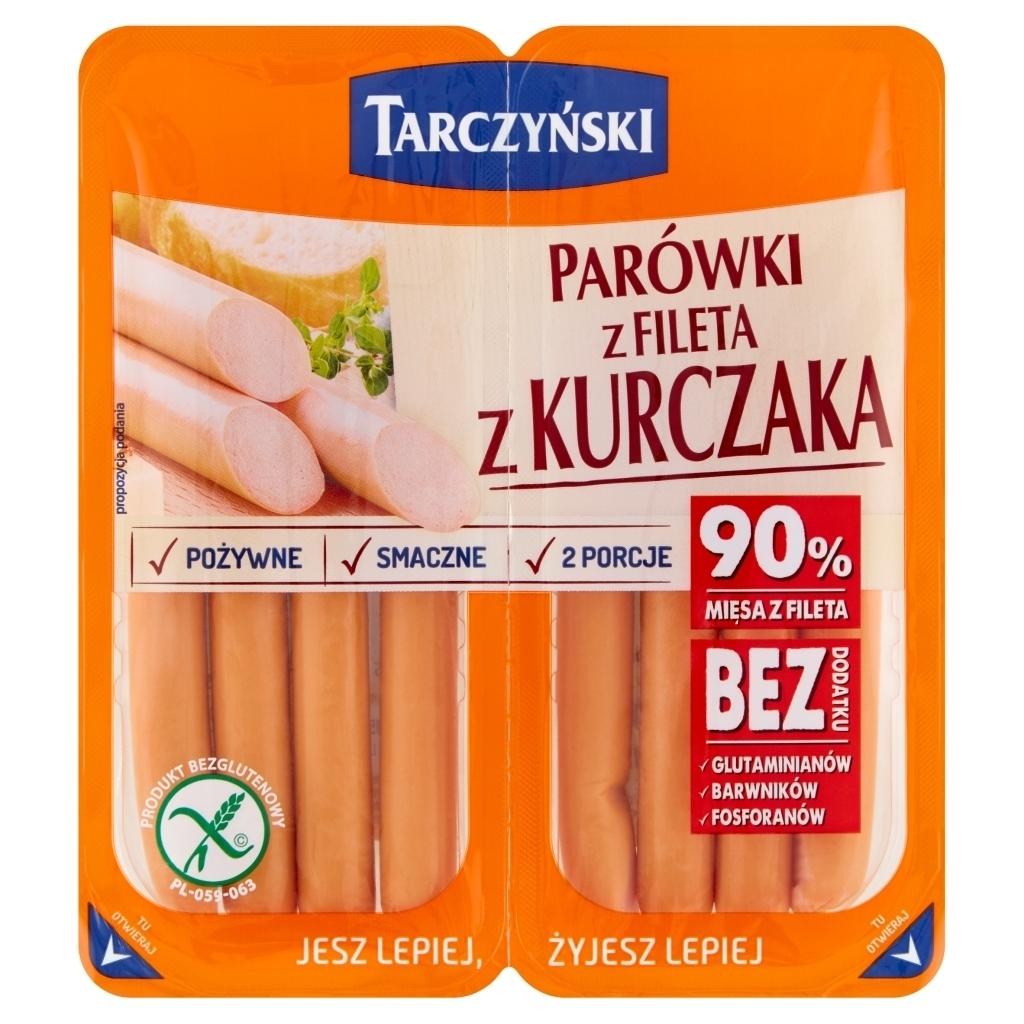 Parówki Tarczyński - 0