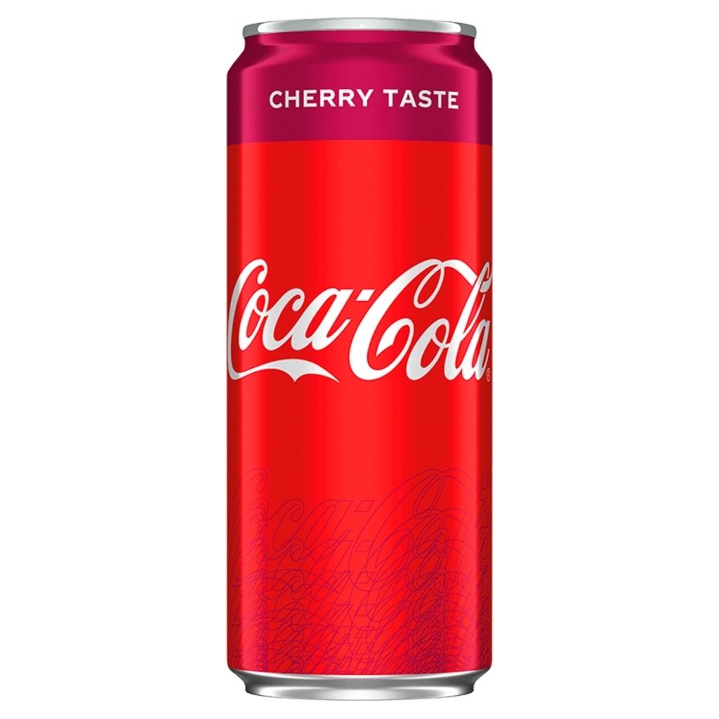Napój gazowany Coca-Cola - 1