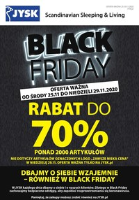 Black Friday w Jysk