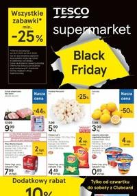 Gazetka promocyjna Tesco Supermarket - Jeszcze więcej okazji w Tesco Supermarket!  - ważna do 02-12-2020