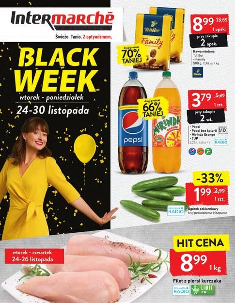 Black Week w Intermarche