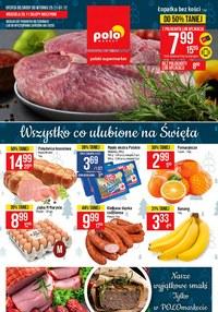 Gazetka promocyjna POLOmarket - Najnowsze okazje w Polomarket!