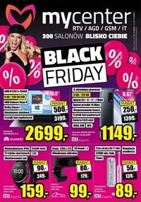 Gazetka promocyjna MyCenter - Black Week w sklepach MyCenter!