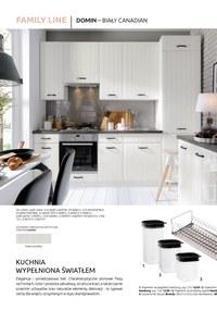 Gazetka promocyjna Black Red White - Black Red White - Katalog kuchni modułowych 2020/21
