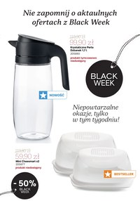 Gazetka promocyjna Tupperware - Black Friday w Tupperware