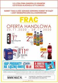 Gazetka promocyjna FRAC - Oferta handlowa FRAC - ważna do 28-11-2020