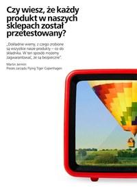 Gazetka promocyjna Flying Tiger Polska - Święta start w Tiger!