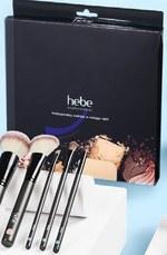 Zestaw pędzli do makijażu Hebe