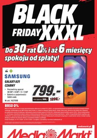 Gazetka promocyjna Media Markt - Black Friday w Media Markt - ważna do 02-12-2020