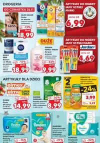 Gazetka promocyjna Kaufland - Najlepsze produkty na święta w Kaufland