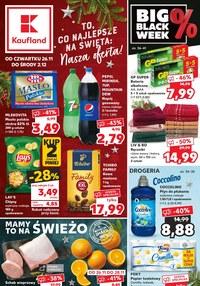 Gazetka promocyjna Kaufland - Oferta świąteczna Kauflanda - ważna do 02-12-2020