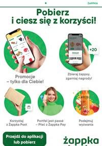 Gazetka promocyjna Żabka - Ciesz się promocjami w Żabka!