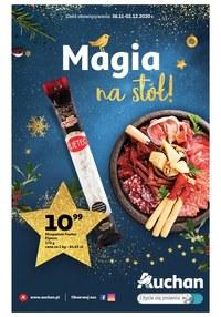 Gazetka promocyjna Auchan Hipermarket - Magia na stół! - Auchan Hipermarket