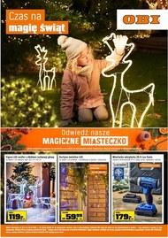 Czas na magię świąt z OBI!
