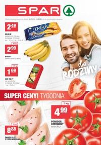 Gazetka promocyjna SPAR - Super ceny w Spar - ważna do 01-12-2020