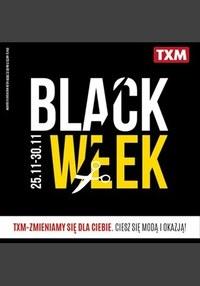 Gazetka promocyjna Textil Market - Black Week w TXM - ważna do 01-12-2020