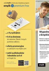 Gazetka promocyjna EMPiK - Książki na święta w Empiku!