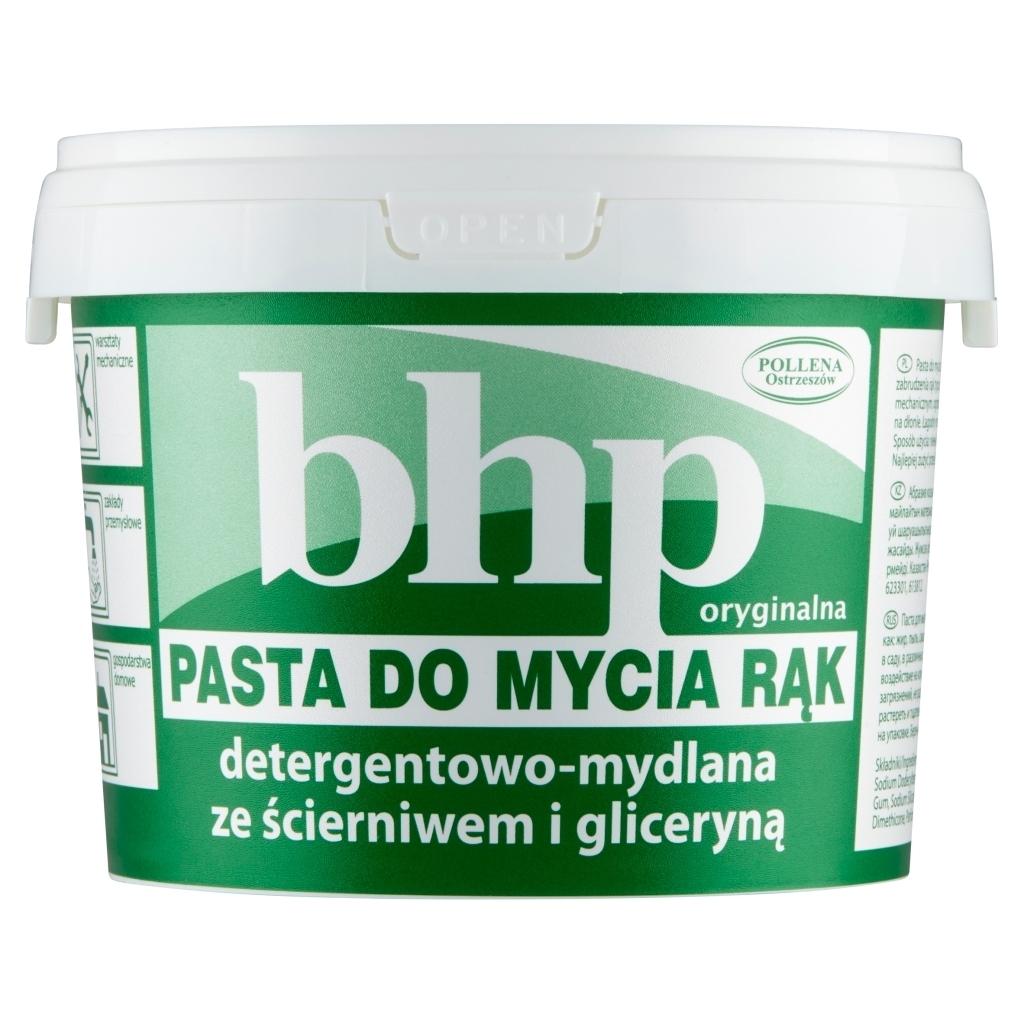 Bhp Pasta Do Mycia Rak 500 G Promocje I Gdzie Mozna Tanio Kupic Ding Pl