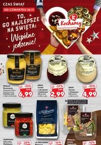 Gazetka promocyjna Kaufland - Kaufland - kochamy świętowanie
