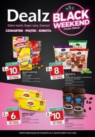 Black Weekend sklepach Dealz!