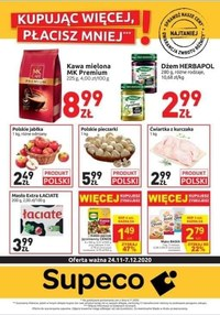 Gazetka promocyjna Supeco - Oferta handlowa Supeco - ważna do 17-12-2020