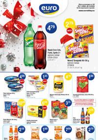 Gazetka promocyjna Euro Sklep - Promocje w sklepach Euro Sklep - ważna do 08-12-2020