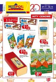 Super ceny w sklepach Hitpol