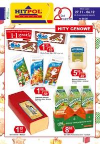 Gazetka promocyjna Hitpol - Super ceny w sklepach Hitpol - ważna do 06-12-2020