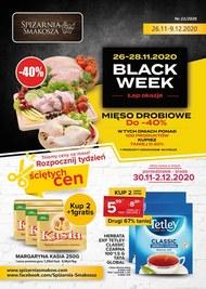 Black Week w Spiżarni Smakosza