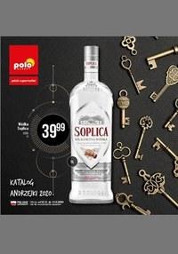 Gazetka promocyjna POLOmarket - Katalog alkoholowy POLOmarket - ważna do 03-12-2020