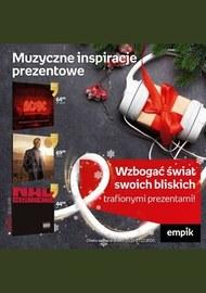 Katalog z prezentami - Empik
