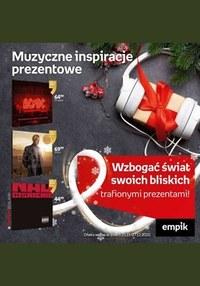 Gazetka promocyjna EMPiK - Katalog z prezentami - Empik - ważna do 27-12-2020