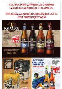 Gazetka promocyjna Kaufland - Big Black Week w Kaufland