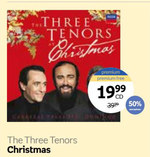 Christmas The Three Tenors
