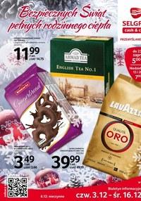 Gazetka promocyjna Selgros Cash&Carry - Najsmaczniejsze święta z Selgros