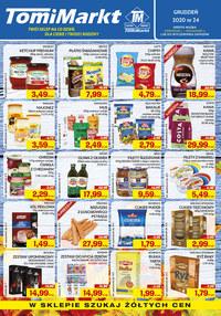 Gazetka promocyjna TomiMarkt - Super oferty w TomiMarkt - ważna do 10-12-2020
