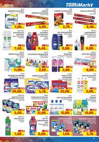 Gazetka promocyjna TomiMarkt - Super oferty w TomiMarkt