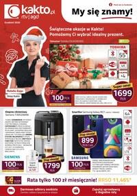 Gazetka promocyjna Kakto.pl - Oferta świąteczna Kakto - ważna do 31-12-2020