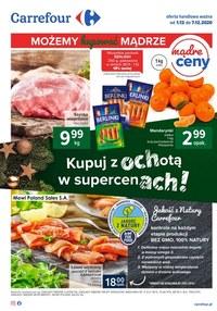 Gazetka promocyjna Carrefour - Kupuj z ochotą w Carrefour - ważna do 07-12-2020