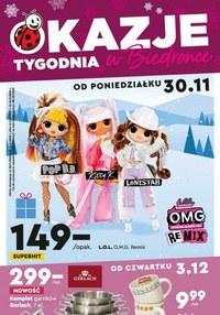 Gazetka promocyjna Biedronka - Okazje tygodnia w Biedronce