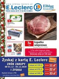 Oferta handlowa E.Leclerc Elbląg