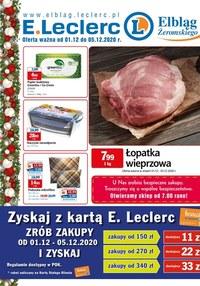 Gazetka promocyjna E.Leclerc - Oferta handlowa E.Leclerc Elbląg