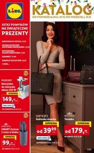 Katalog promocyjny Lidl