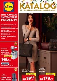 Gazetka promocyjna Lidl - Katalog promocyjny Lidl - ważna do 13-12-2020
