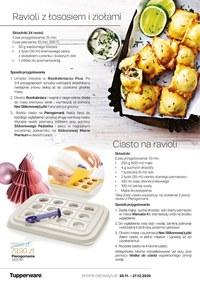 Gazetka promocyjna Tupperware - Wyposaż kuchnię z Tupperware