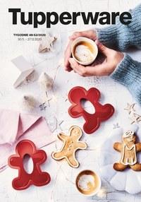 Gazetka promocyjna Tupperware - Wyposaż kuchnię z Tupperware - ważna do 27-12-2020