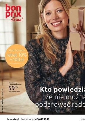 Gazetka promocyjna BonPrix - Podaruj radość bliskim z BonPrix