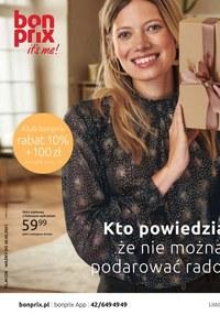 Gazetka promocyjna BonPrix - Podaruj radość bliskim z BonPrix - ważna do 30-05-2021