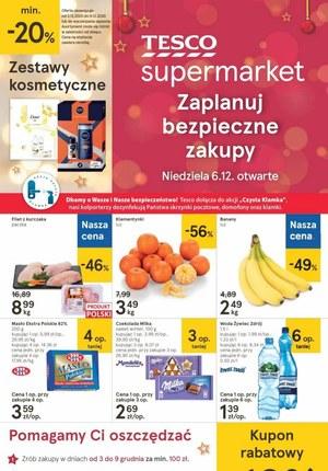 Gazetka promocyjna Tesco Supermarket - Jeszcze więcej okazji w Tesco
