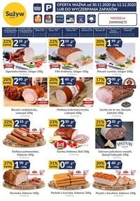 Gazetka promocyjna Sużyw - Sużyw - oferta handlowa - ważna do 12-12-2020